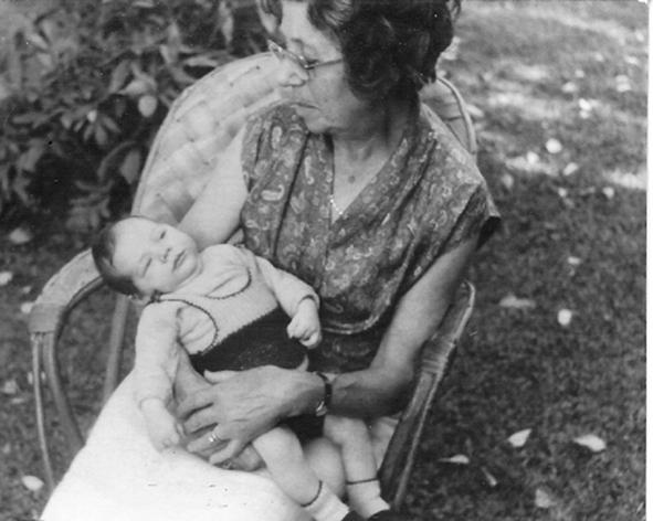 Marguerite BOUCHE épouse LIMOSIN Maurice
